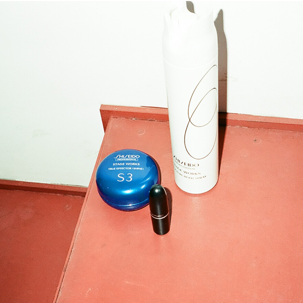 SHISEIDO STAGE WORKS TRUE EFFECTOR (SHINE) / COTA STYLING BASE B7