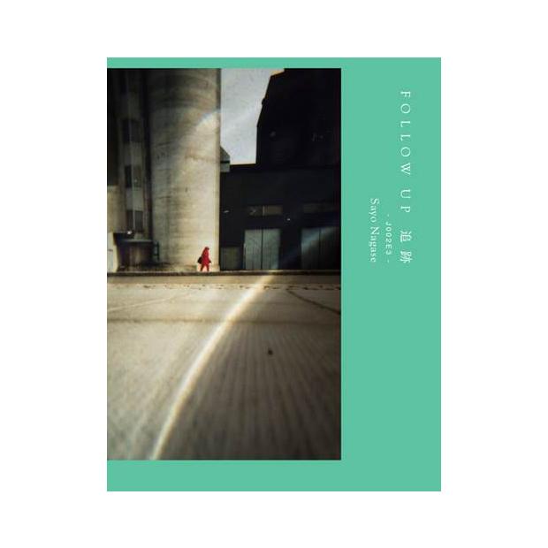 「FOLLOW UP 追跡 - J002E3 -」仕様: カラー8P (420×297mm) / 発行: Yomogi Books / 価格:税込1,300円(本体価格1,204円)/ 初版:500部 / お問合せ先: TEL:03-5722-0392 (KiKi inc.), mail: kiki@kikiinc.co.jp