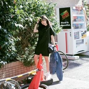 DROPSNAP! AWATSUMAI, MODEL