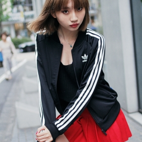 adidas Originals SS Track Top (¥9,000) ※税抜価格