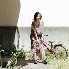 DROPSNAP! MAEKAWA OMOCHI, STUDENT / MODEL