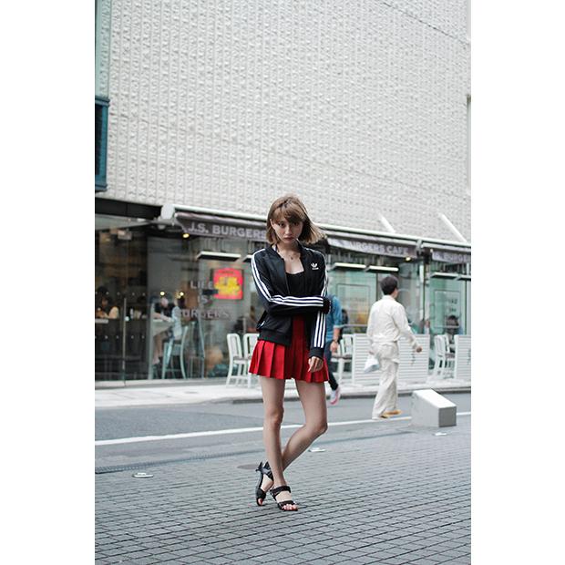 adidas Originals SS Track Top (¥9,000) ※税抜価格