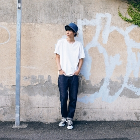 DROPSNAP! YUICHI ABE, MODEL - BARK IN STYLE