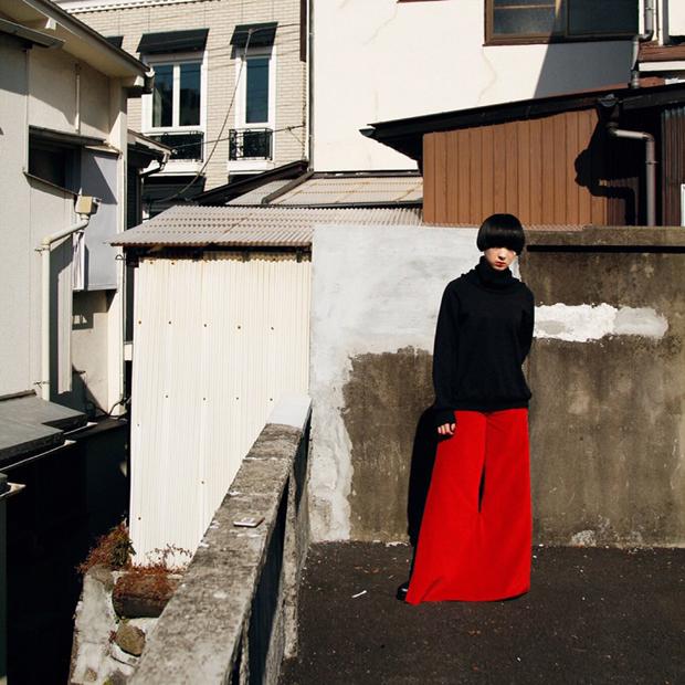Tops: Marta Jakubowski (Sister)  / Skirt: Marta Jakubowski (Sister)