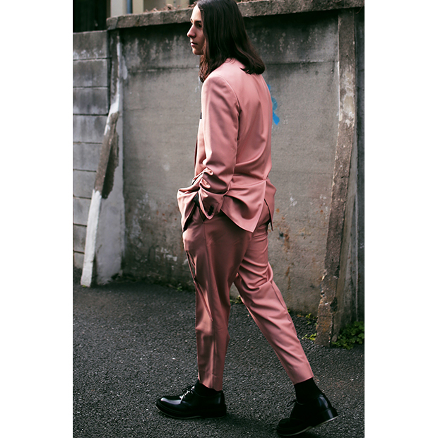 Jacket: 73,000円 / Pants: 33,000円 ※全て税別表記