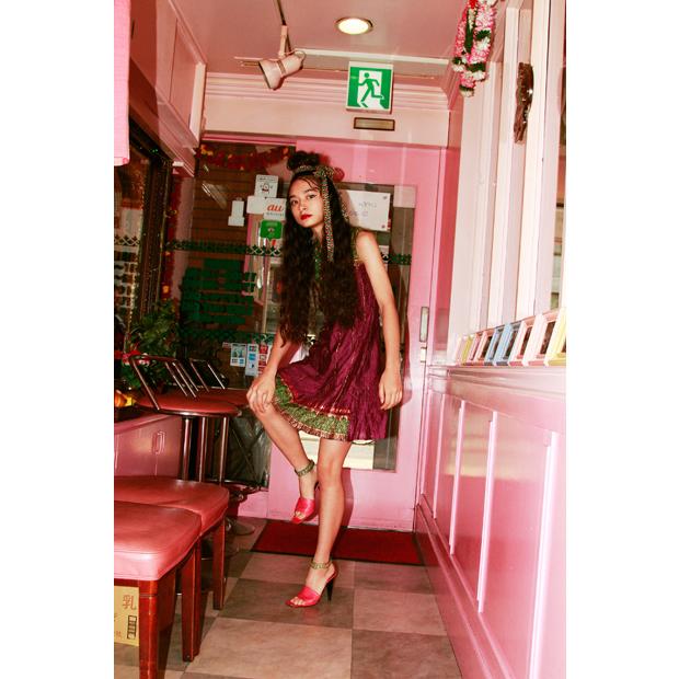 Photographer: Kazuma Iwano / Stylist: Yurika / Hair-make-: Mayuka / Model: Raika Yumi