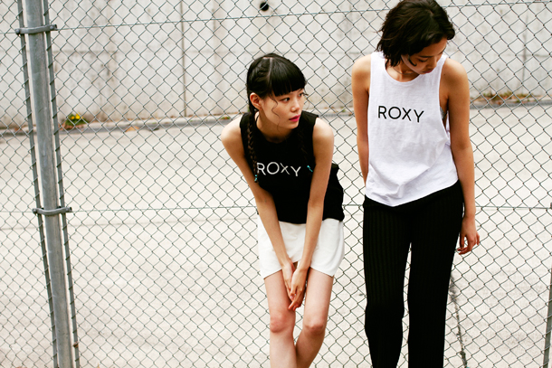 EMODA x ROXY