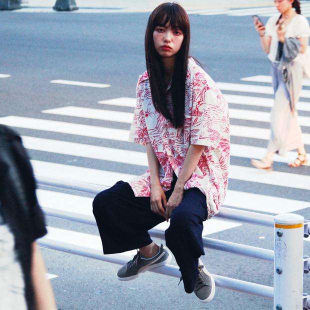 DROPSNAP! SHIORI TAKESUE, MODEL - HOLIDAY
