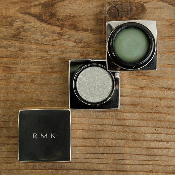 RMK インジーニアス クリーム&パウダー アイズ 04シルバーグリーン