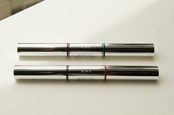 RMK Wカラーマスカラ 03 ブルーバイオレット / RMK Wカラーマスカラ EX03 ラズベリーターコイズ (販売終了)